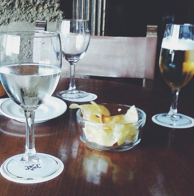 afterwork drinks