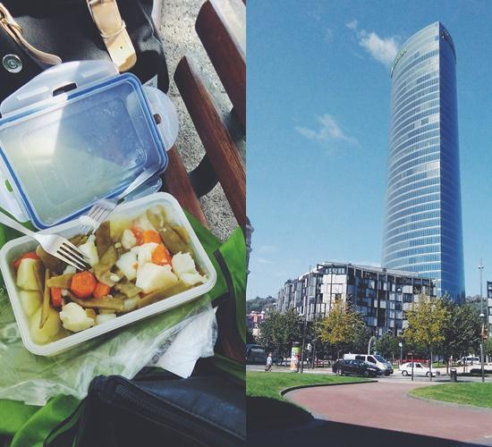 lunch bilbao