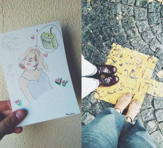 illustration drawing art shoes