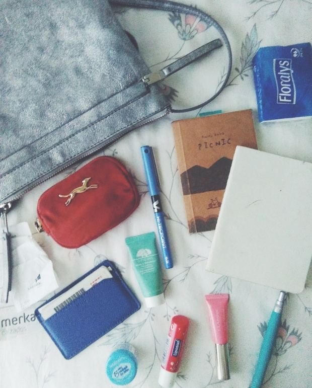parfois what´s in my bag