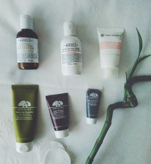 beginners skincare guide kiehl´s sephora origins natural