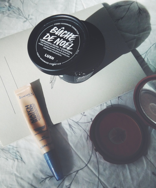 project use it up lush rimmel makeup skincare