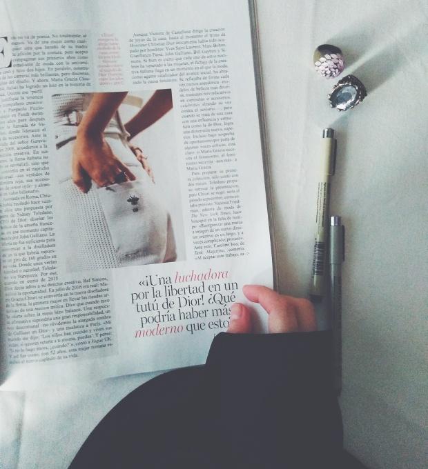 writer´s block inspiration blogging blogger vogue