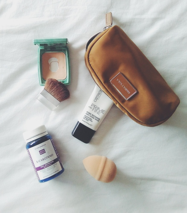 summer essentials staples beauty