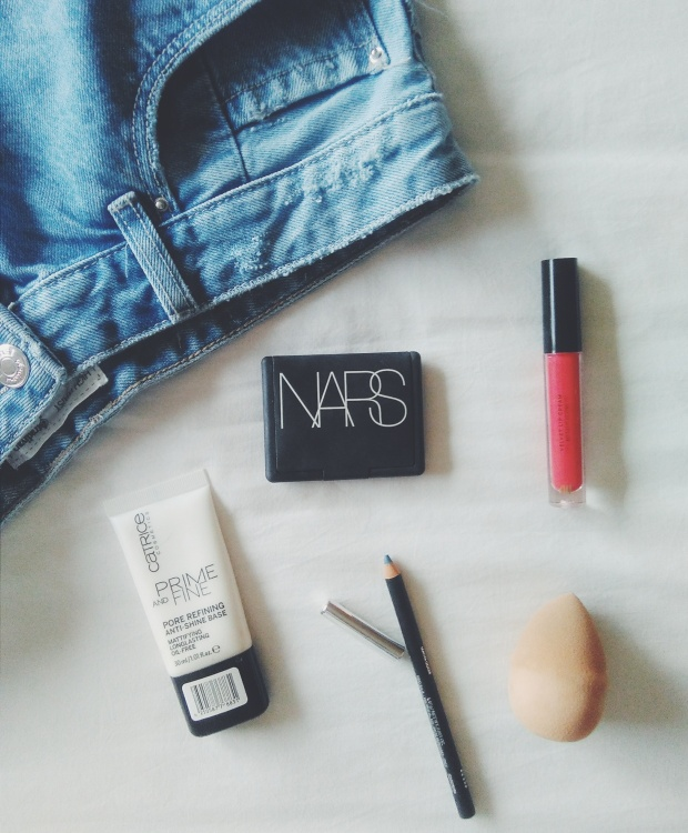 menorca summer makeup sephora nars