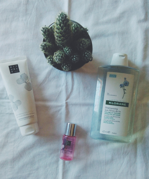 empties products skincare rituals klorane cruelty free