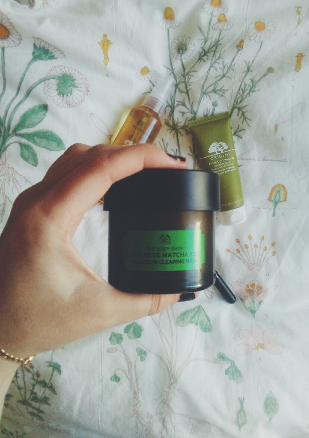 the body shop vegan skincare cruelty free mask