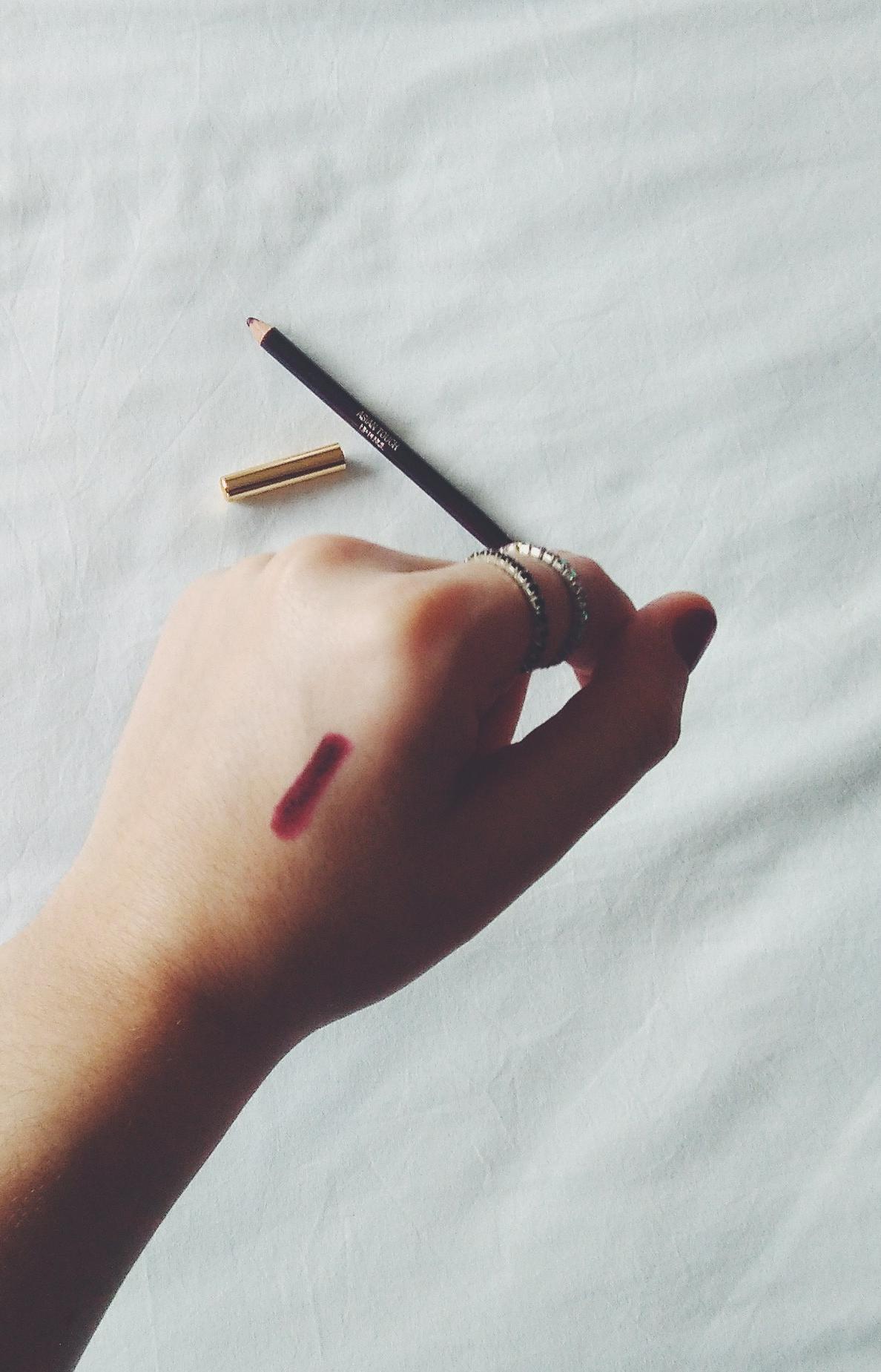 kiko asian touch lip pencil review