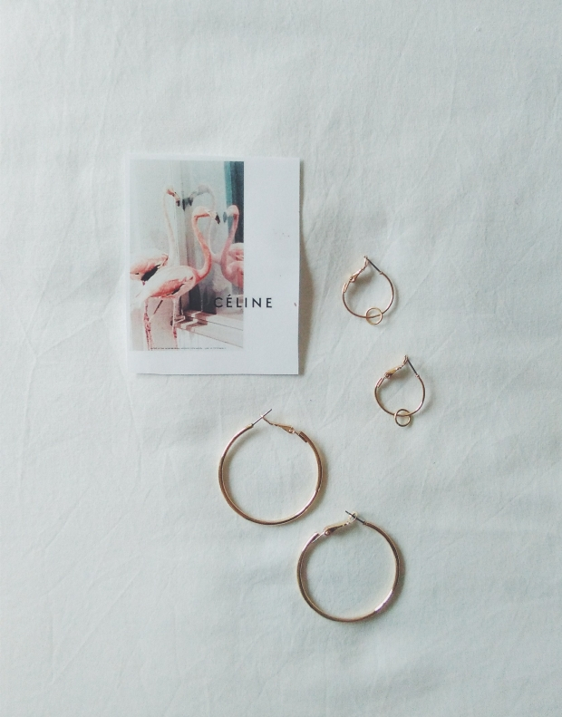 sfera earrings hoops