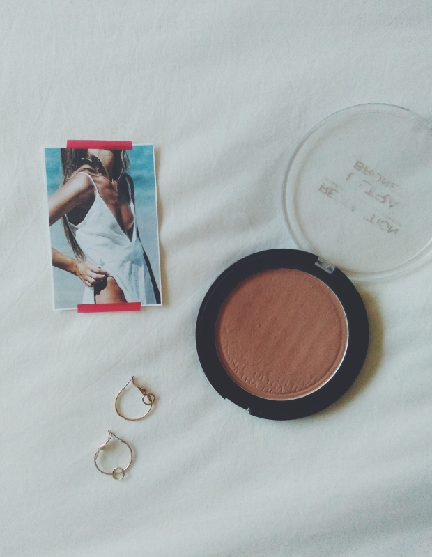 summer bronzer makeup revolution