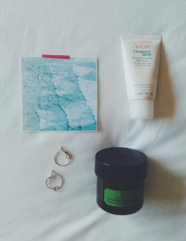 gentle sensitive skin exfoliating masks