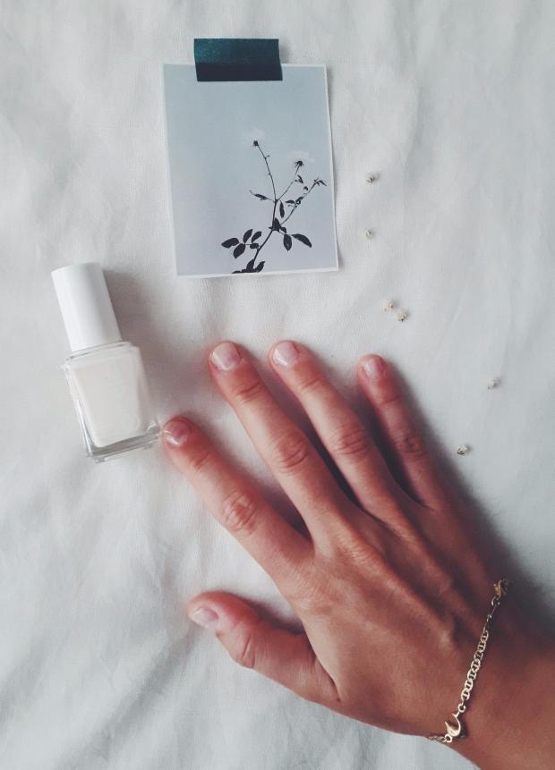 Essie allure nail polish