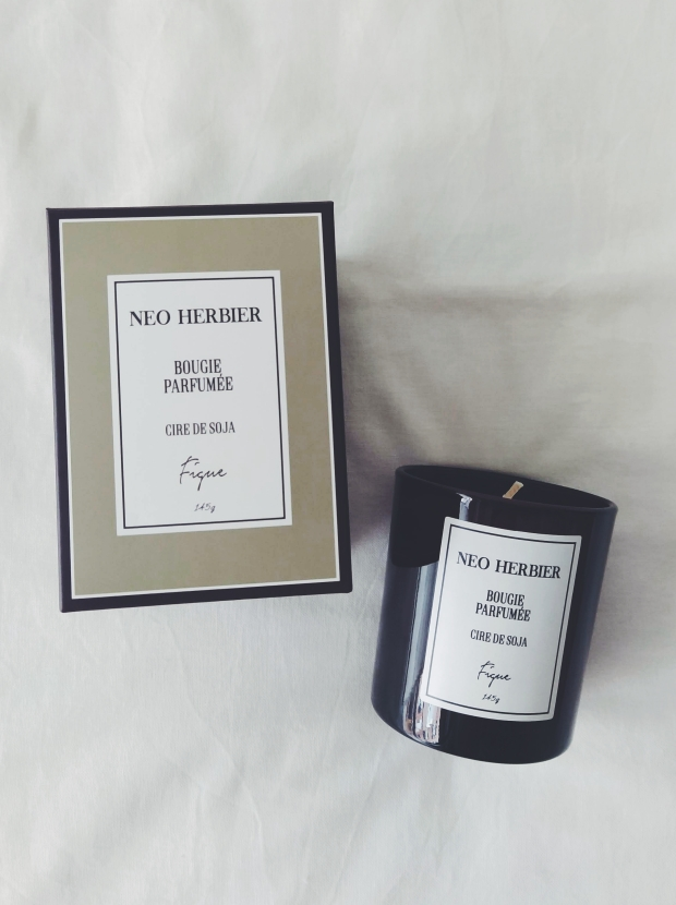 soy candle fig neo herbier natural
